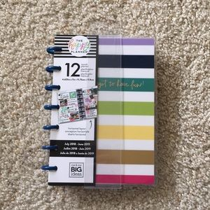 The Happy Planner-Purse Size! New!